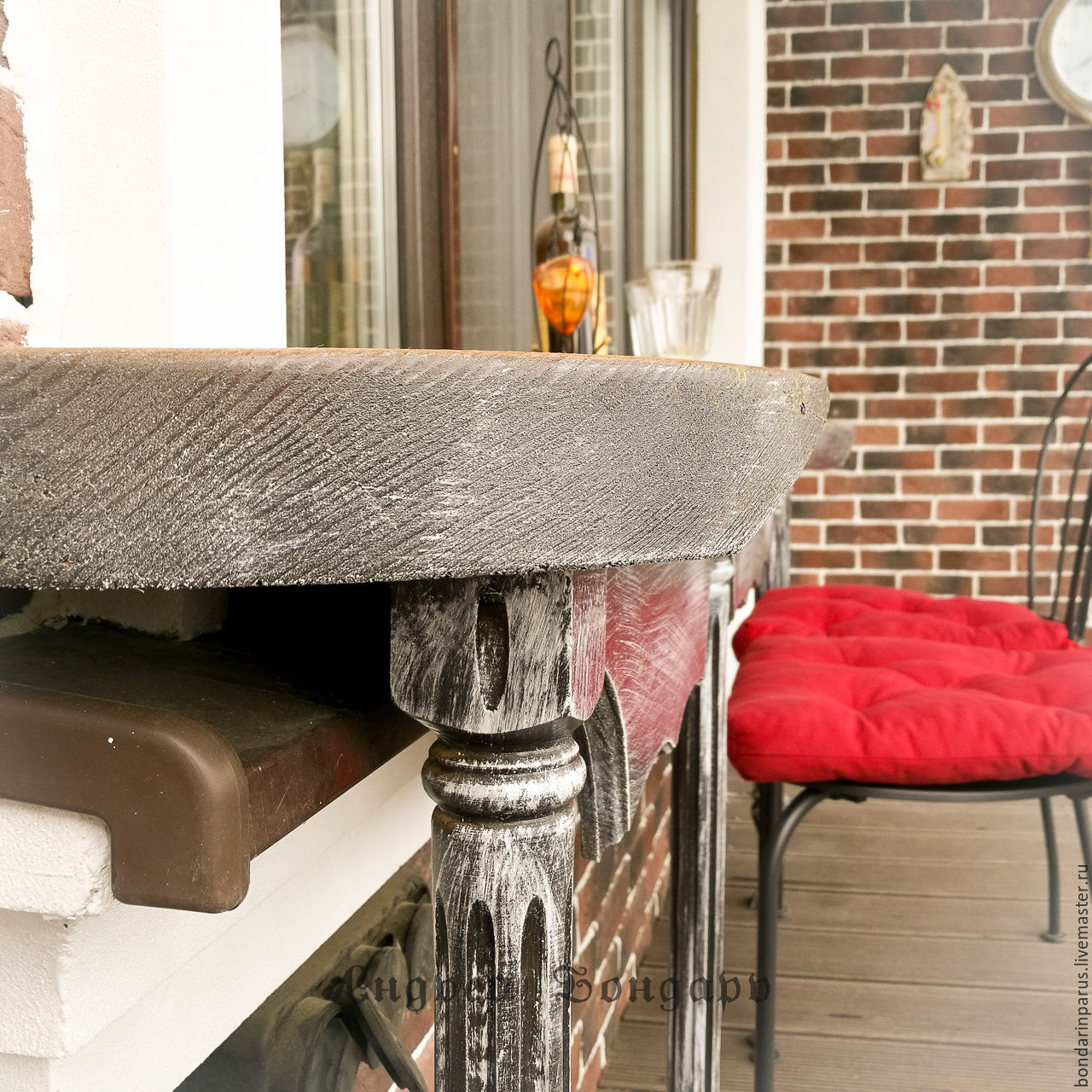 Столик на террасу 170