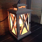 Для дома и интерьера handmade. Livemaster - original item Lantern from the array. Handmade.