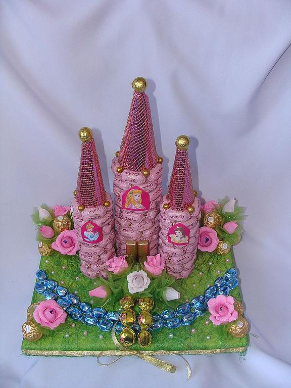 Подарок для маленькой принцессы своими руками