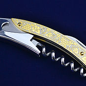 Сувениры и подарки handmade. Livemaster - original item Knife sommelier