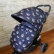 Подушка для кормления ручной работы. Ярмарка Мастеров - ручная работа Капюшон для valco baby snap4, snap. Handmade.