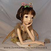 Куклы и игрушки ручной работы. Ярмарка Мастеров - ручная работа Фея Маргоша. Handmade.