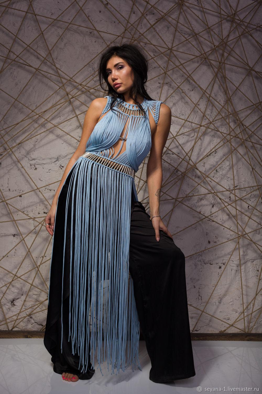 f34462dda3a Платье макраме – купить в интернет-магазине на Ярмарке Мастеров с ...