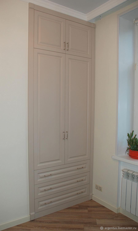 Встроенный шкаф на заказ 5, Шкафы, Москва,  Фото №1