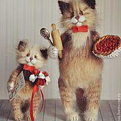 Куклы и игрушки handmade. Livemaster - original item MOM`S GOT A FEAST. Handmade.