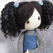 Куклы и игрушки ручной работы. Ярмарка Мастеров - ручная работа Кукла СЕЛЕНА. Handmade.
