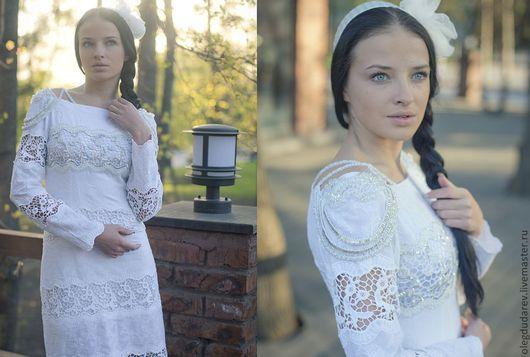 Платья ручной работы. Ярмарка Мастеров - ручная работа. Купить платье для коктейля. Handmade. Коктейльное платье, дизайнерская одежда