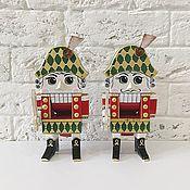 Куклы и игрушки handmade. Livemaster - original item The Nutcracker. Handmade.
