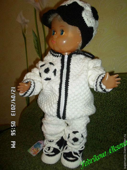 """Одежда для мальчиков, ручной работы. Ярмарка Мастеров - ручная работа. Купить Костюм для мальчика """" Футболист """" !. Handmade."""