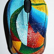 Сувениры и подарки ручной работы. Ярмарка Мастеров - ручная работа Компьютерная мышь. Handmade.