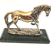Для дома и интерьера handmade. Livemaster - original item Running horse. Handmade.