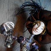 """Подарки к праздникам ручной работы. Ярмарка Мастеров - ручная работа """"Паж с фонариком"""". Handmade."""