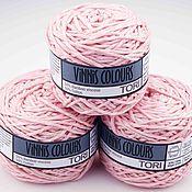 Пряжа ручной работы. Ярмарка Мастеров - ручная работа Пряжа Vinnis Colours Tori Ballet Pink 434. Handmade.