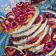 Заказать Время вкусняшек. Priya (Прия) - приятные картины. Ярмарка Мастеров. . Картины Фото №3