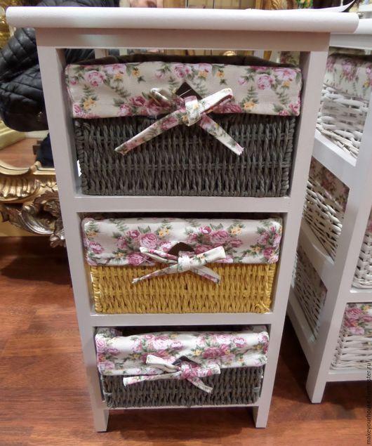 """Мебель ручной работы. Ярмарка Мастеров - ручная работа. Купить Комод """" Корзиночки"""". Handmade. Комод, мебель из дерева"""