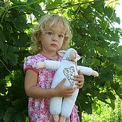 Куклы и игрушки ручной работы. Ярмарка Мастеров - ручная работа Овечка Тильда. Handmade.