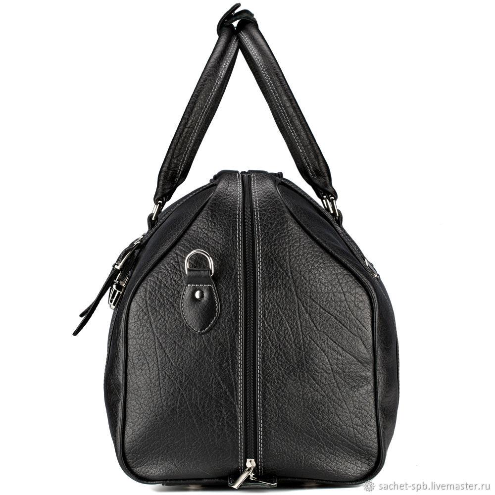 66f9f7c8bc84 Мужские сумки ручной работы. Кожаная дорожная сумка