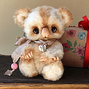 Куклы и игрушки ручной работы. Ярмарка Мастеров - ручная работа Багель. Handmade.