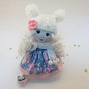 Куклы и игрушки ручной работы. Ярмарка Мастеров - ручная работа Текстильная кукла Алиса. Handmade.