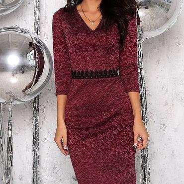 Одежда ручной работы. Ярмарка Мастеров - ручная работа -50% от цены на модель платья 532. Handmade.