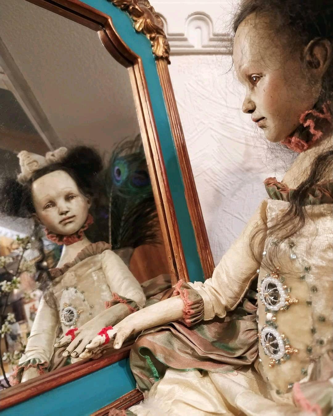 Ниагата, Будуарная кукла, Москва,  Фото №1
