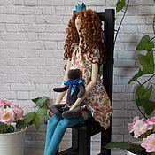 Куклы и игрушки ручной работы. Ярмарка Мастеров - ручная работа Принцесса Тильда. Handmade.