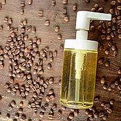 Масла ручной работы. Ярмарка Мастеров - ручная работа Кофейное гидрофильное масло для душа. Handmade.