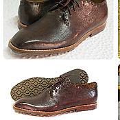 Обувь ручной работы. Ярмарка Мастеров - ручная работа мужская обувь ручной работы. Handmade.