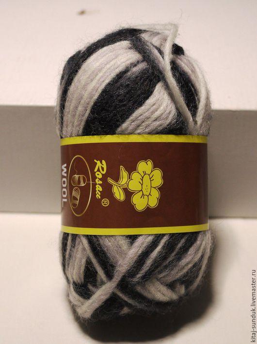 Вязание ручной работы. Ярмарка Мастеров - ручная работа. Купить Пряжа 100 % шерсть ровница. Handmade. Пряжа