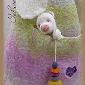 """Куклы и игрушки ручной работы. Ярмарка Мастеров - ручная работа Интерьерная игрушка """"Зайка Тося"""". Handmade."""