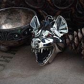 Украшения handmade. Livemaster - original item Hyena Pendant. The Medallion Of The Witcher. The Witcher silver silver. Handmade.