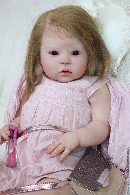 Куклы-младенцы и reborn ручной работы. Ярмарка Мастеров - ручная работа. Купить Принцесса Кати. Кукла реборн.. Handmade. Кукла