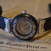 Украшения handmade. Livemaster - original item watches: Nautilus. Handmade.