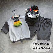 Одежда handmade. Livemaster - original item The Hedgehog costume for boy kids fancy beautiful Christmas hedgehog. Handmade.