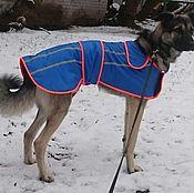 Для домашних животных, ручной работы. Ярмарка Мастеров - ручная работа Попоны и жилеты для собак. Handmade.