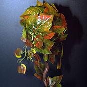 """Цветы и флористика ручной работы. Ярмарка Мастеров - ручная работа Топиарий """"Вальс бостон"""". Handmade."""
