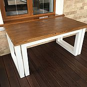 Для дома и интерьера handmade. Livemaster - original item Scandinavian table. Handmade.