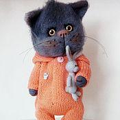 Куклы и игрушки ручной работы. Ярмарка Мастеров - ручная работа Глаша 3. Handmade.
