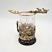 Посуда handmade. Livemaster - original item Gift Cup holder