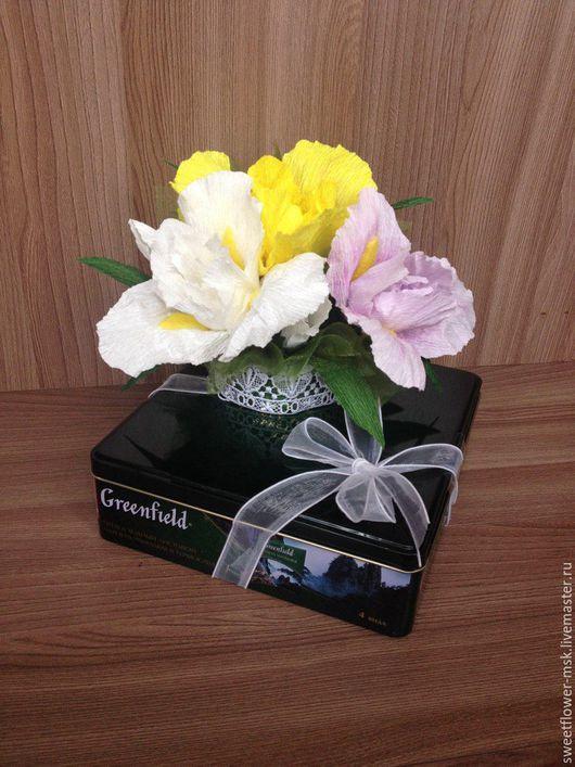 Подарочные наборы ручной работы. Ярмарка Мастеров - ручная работа. Купить Декор коробки чая. Handmade. Комбинированный, подарок женщине