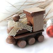 Для дома и интерьера handmade. Livemaster - original item wooden retro toy