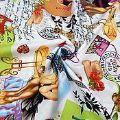Материалы для творчества ручной работы. Ярмарка Мастеров - ручная работа Американский хлопок. Парижский шик.. Handmade.