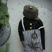 Куклы и игрушки handmade. Livemaster - original item Cyclops Mike. Handmade.