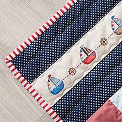 Для дома и интерьера handmade. Livemaster - original item Patchwork quilt, blanket