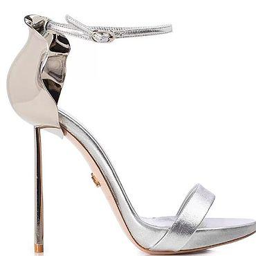 Обувь ручной работы. Ярмарка Мастеров - ручная работа Туфли: Млечный путь. Handmade.