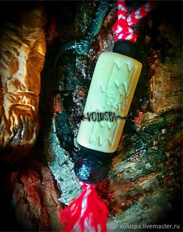 The Amulet 'Tengri-Rortal. The Lord of the sky',bone a wolf, Helper spirit, Sochi,  Фото №1