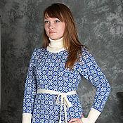 Одежда ручной работы. Ярмарка Мастеров - ручная работа Платье для Снегурочки. Handmade.