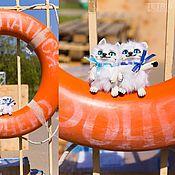 Куклы и игрушки ручной работы. Ярмарка Мастеров - ручная работа Полный Песец. Handmade.