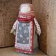 """Народные куклы ручной работы. Куколка-подорожница народная русская """"Дороженька..."""". Юлия Гущина (Народные куклы). Ярмарка Мастеров."""