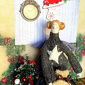 Куклы и игрушки handmade. Livemaster - original item Christmas Tilda Fairy Jessica. Handmade.